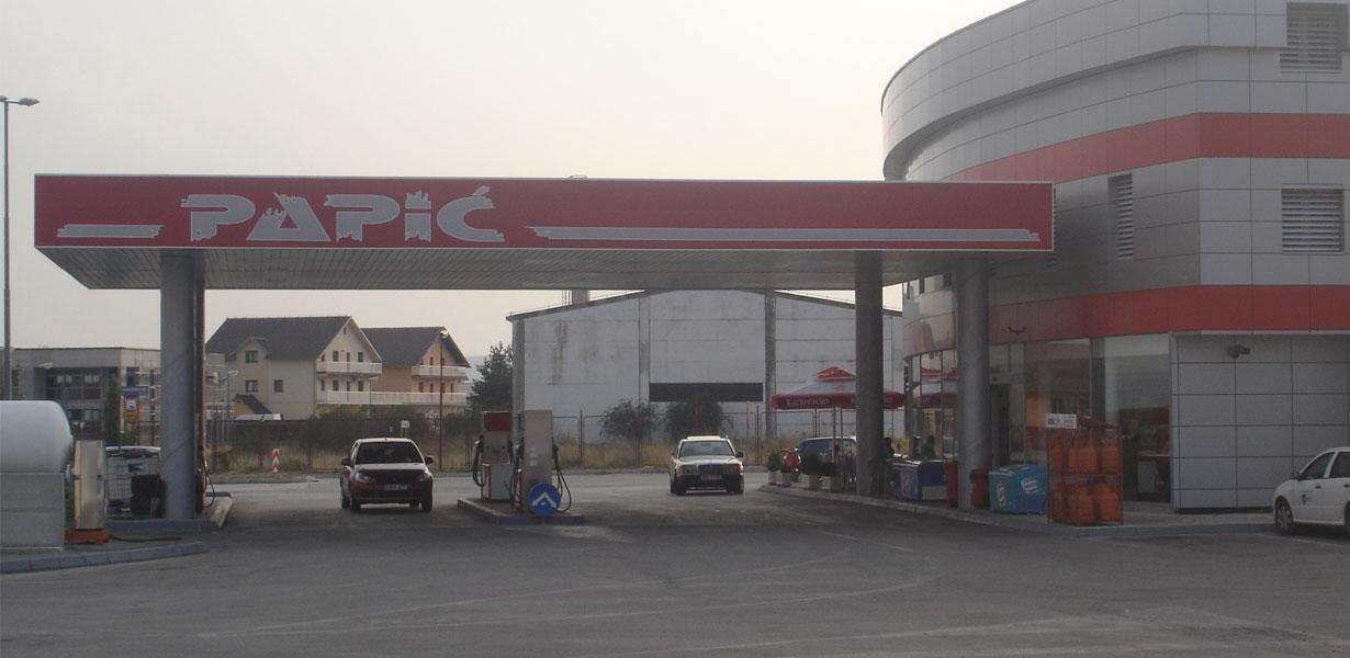 datiraju benzinske pumpe